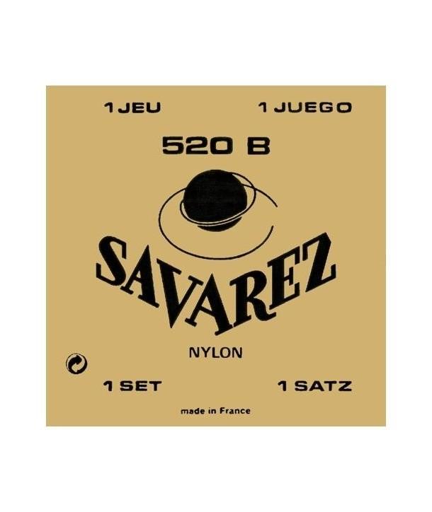 Set Cuerdas Savarez 520-B Carta Blanca