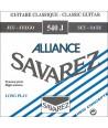 editaSet Cuerdas Savarez 540-J Alliance Azul