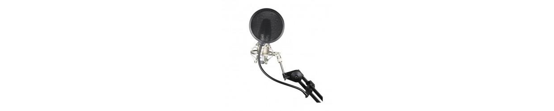 Accesorios Microfonía