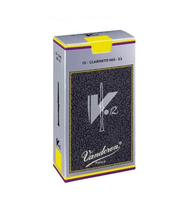 Caja 10 Cañas Requinto Eb Vandoren V-12 3