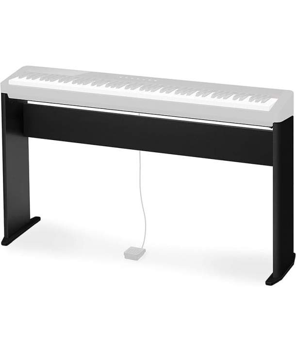 Soporte de piano de madera Casio CS-68 para pianos digitales PX-S