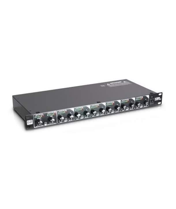 LD SYSTEMS MS 828 Mezclador y splitter