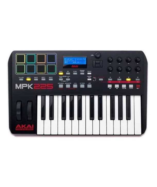 TECLADO MIDI 25 TECLAS AKAI MPK225