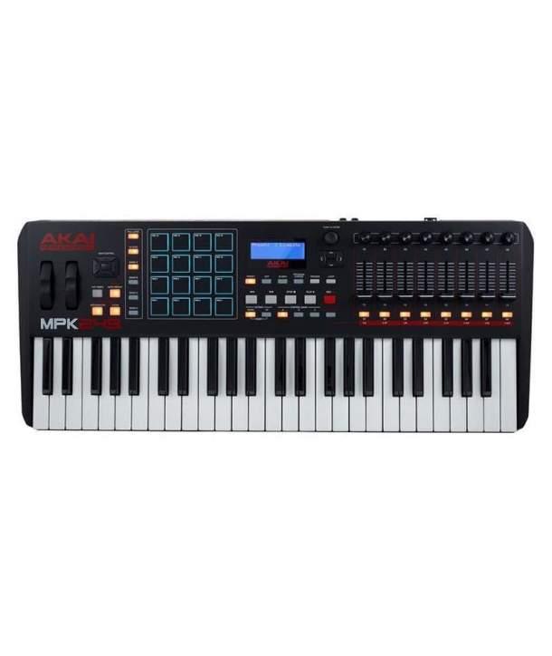TECLADO MIDI 49 TECLAS AKAI MPK249