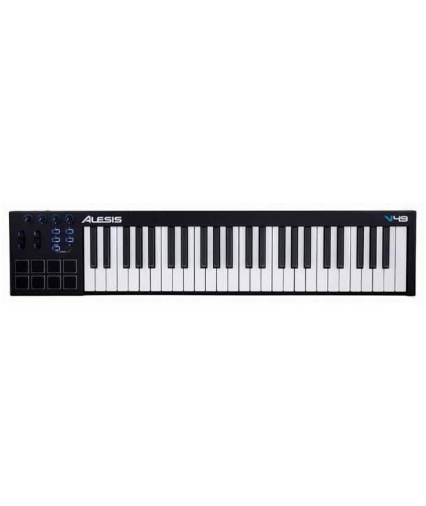 TECLADO MIDI 25 TECLAS ALESIS Q25