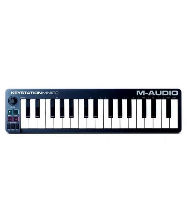 TECLADO MIDI 32 TECLAS M-AUDIO KEYSTATION MINI 32 MK3