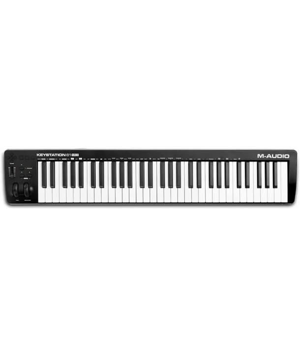 TECLADO MIDI 61 TECLAS M-AUDIO KEYSTATION 61 MK3