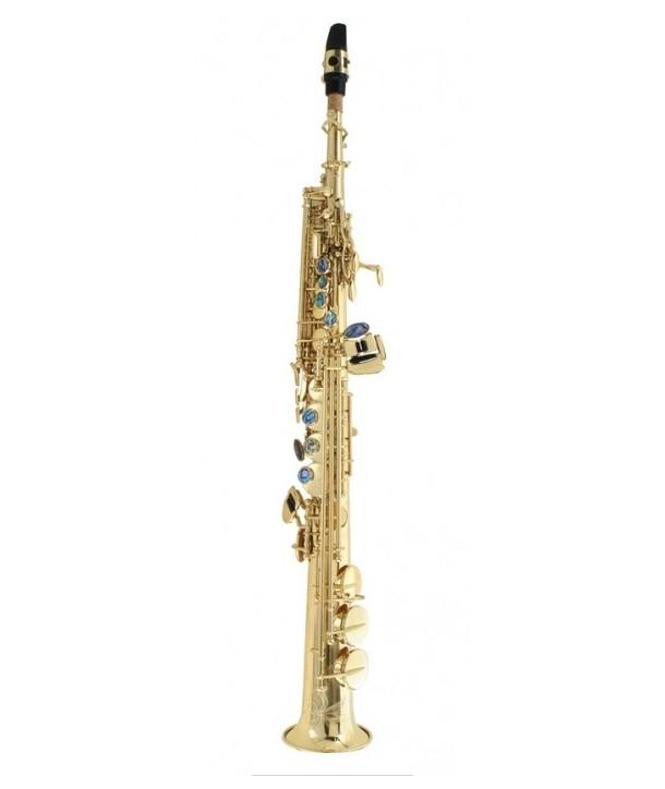 Saxofon Soprano P.Mauriat System-76 GL 2nd Lacado Dorado
