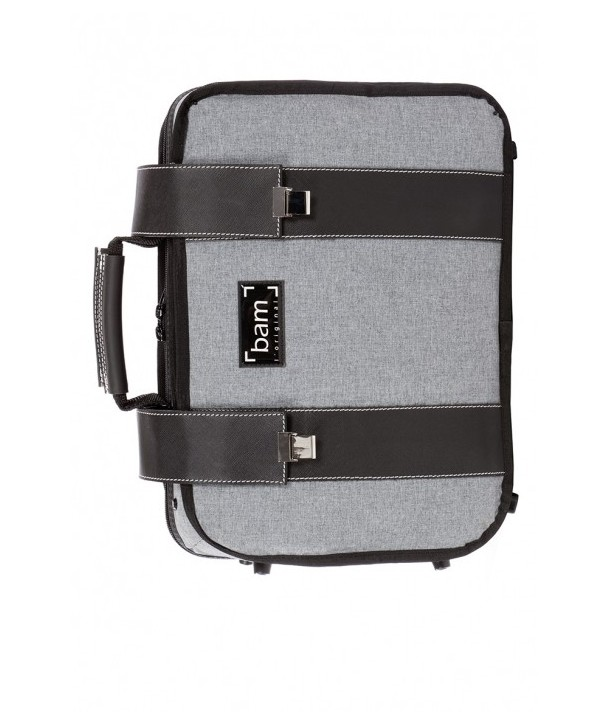 Estuche Clarinete Bam Grey Flannel 3027MGF