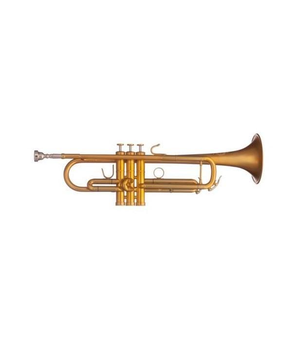 TROMPETA B&S MBX3 HERITAGE BRUSHED GOLD