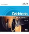 Set D'addario Acustica EJ11