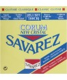 Set Cuerdas Savarez 500-CRJ Corum New Crystal