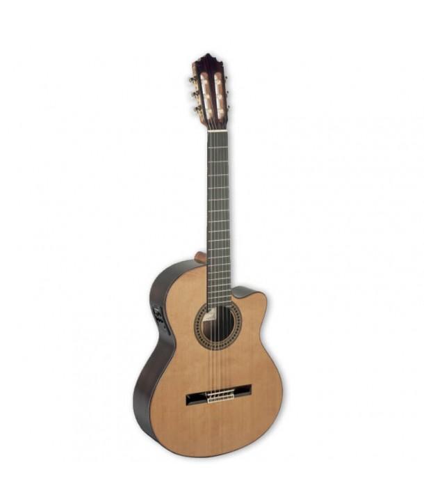 Paco Castillo 224 Ce - Guitarra Clásica Electrificada