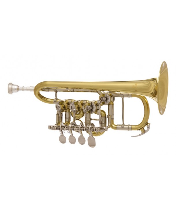 Trompeta Piccolo en Sib/La John Packer JP154