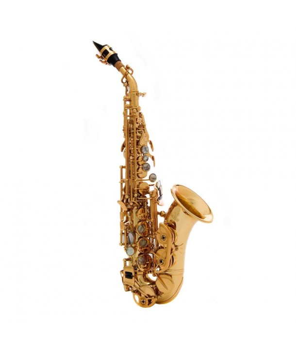 Saxo Soprano John Packer JP043CG