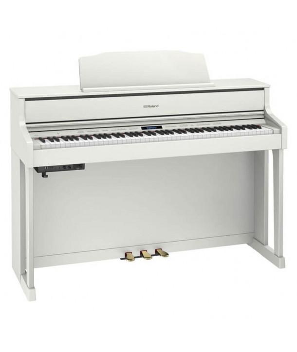 Piano Digital Roland HP-605WH