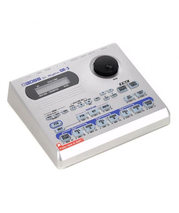 "Caja de ritmos ""Dr Rhythm"" Boss DR-3"