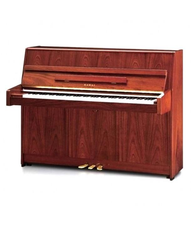 Piano Kawai K15 E Caoba Pulido