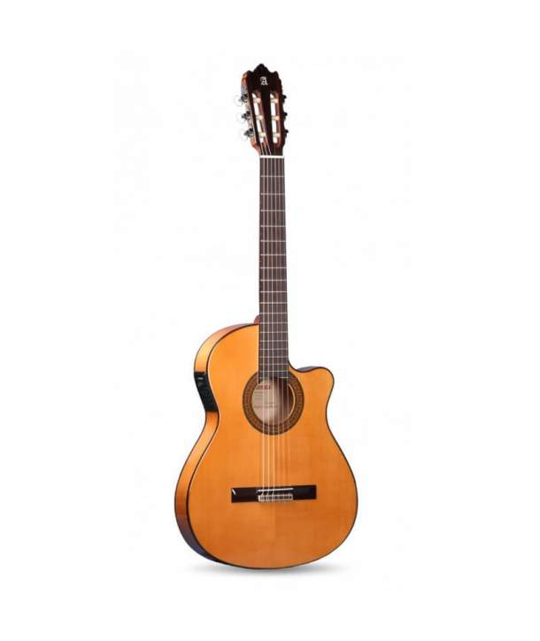 Guitarra Flamenca Semiacústica Alhambra 3F CT E1