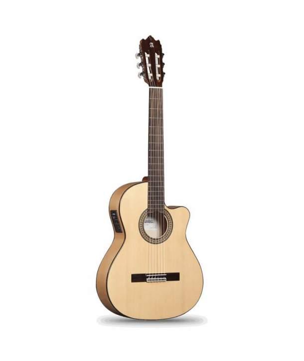 Guitarra Flamenca Semiacústica Alhambra 3F CW E1
