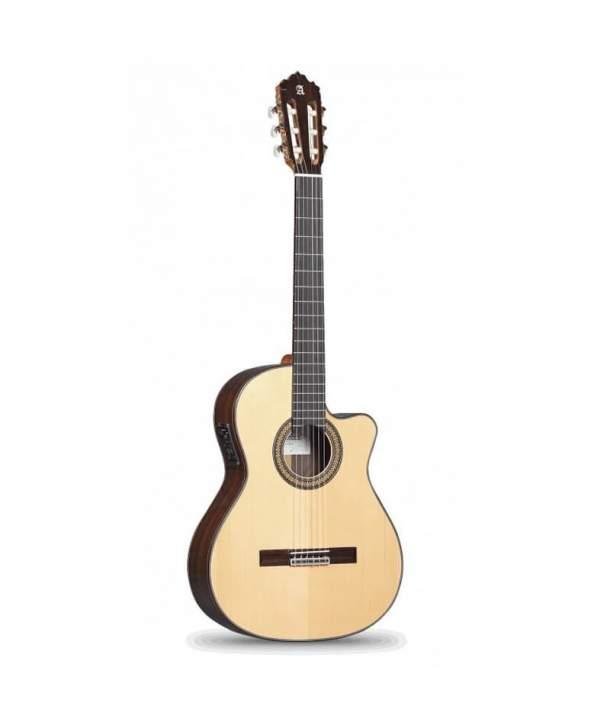 Guitarra Semiacústica Conservatorio Alhambra 7 P A CW E8