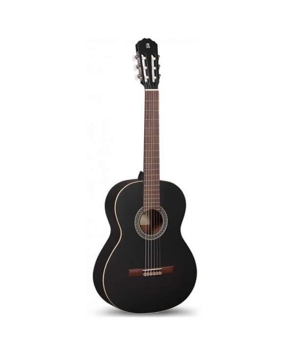 Guitarra Clásica de Estudio Alhambra 1 C Black Satin