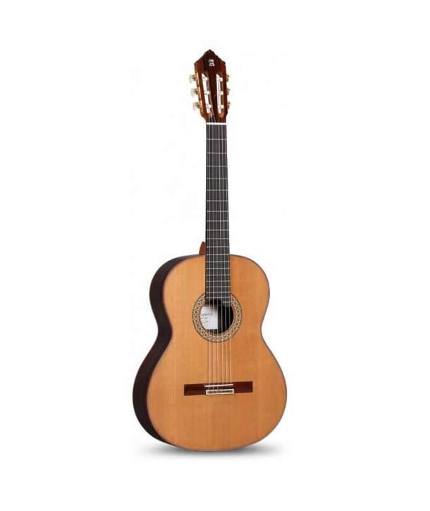 Guitarra Clásica Profesional Alhambra Premier Pro Exótico