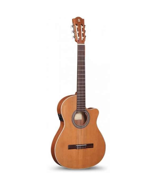 Guitarra Semiacústica de Estudio Alhambra Z-Nature CT EZ