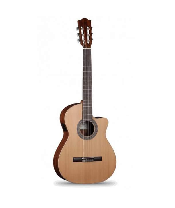 Guitarra Semiacústica de Estudio Alhambra Z-Nature CW EZ