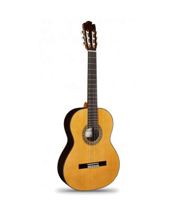 Guitarra Clásica Profesional Alhambra JMV Serie NT