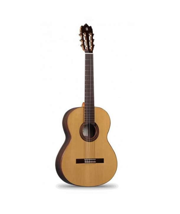 Guitarra Clásica de Estudio Alhambra Iberia Ziricote
