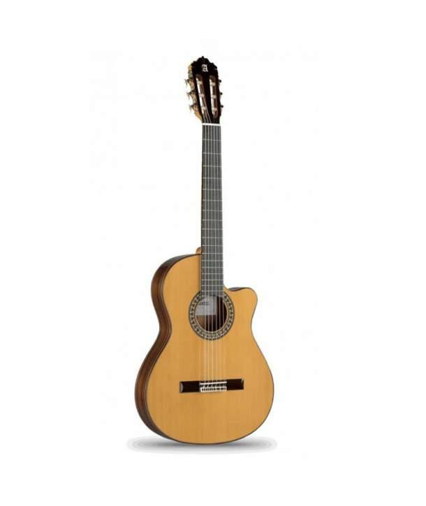 Guitarra Semiacústica Conservatorio Alhambra 5 P CT E2