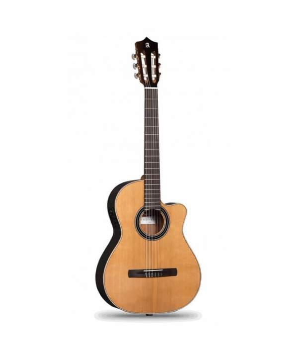 Guitarra Semiacústica Cross Over Alhambra CS-LR CW E1
