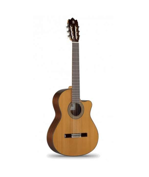 Guitarra Semiacústica de Estudio Alhambra 3 C CW E1