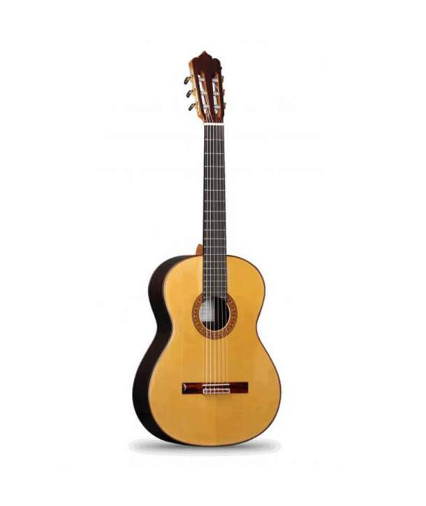 Guitarra Flamenca Alhambra M & M Flamenco Palosanto