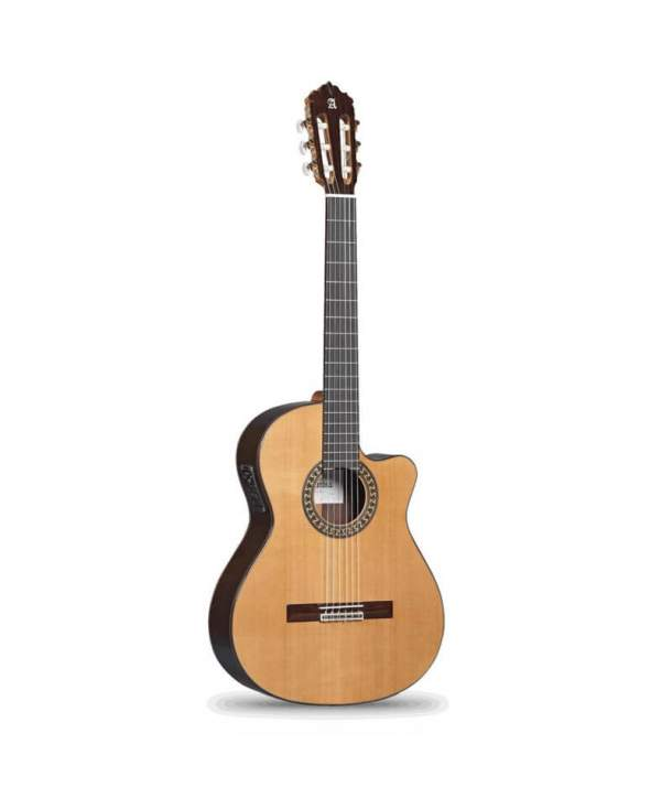 Guitarra Semiacústica Conservatorio Alhambra 5 P CW E8