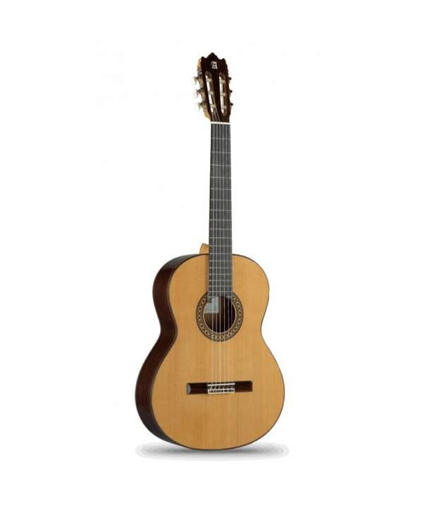 Guitarra Clásica Conservatorio Alhambra 4 P E1