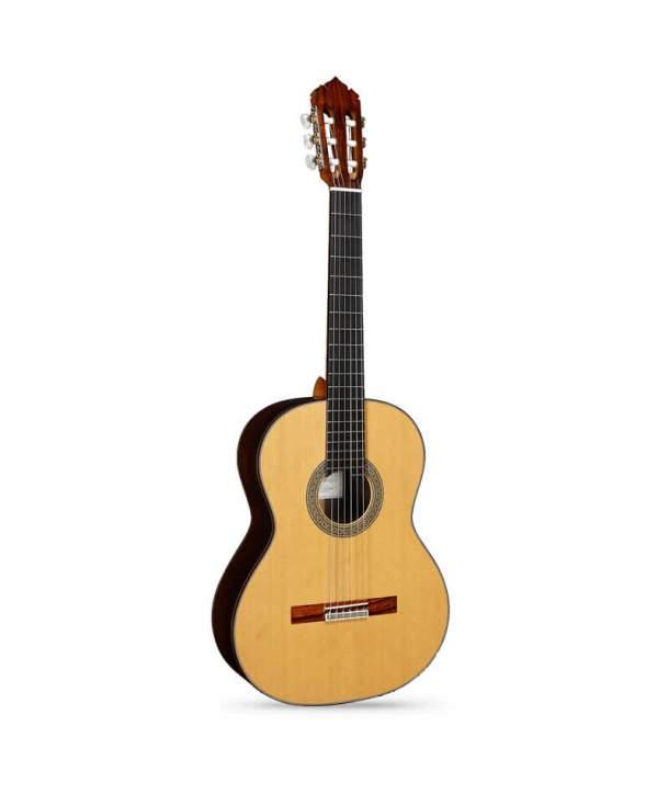 Guitarra Clásica Profesional Alhambra M & M Serie NT