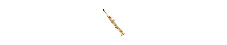 Saxofones Soprano