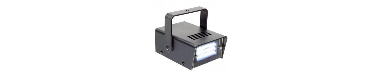 Flash y luces Estroboscópicas